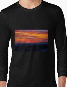 Gotta Miss Alberta Sunsets Long Sleeve T-Shirt