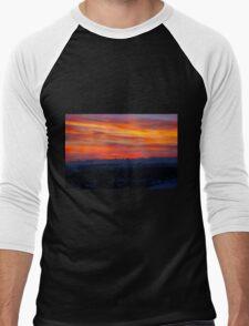 Gotta Miss Alberta Sunsets Men's Baseball ¾ T-Shirt