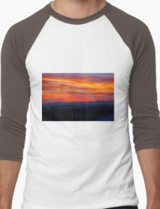 Gotta Miss Alberta Sunsets Men's Baseball ¾ T-Shirt