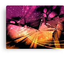 TUNNEL COVER Canvas Print