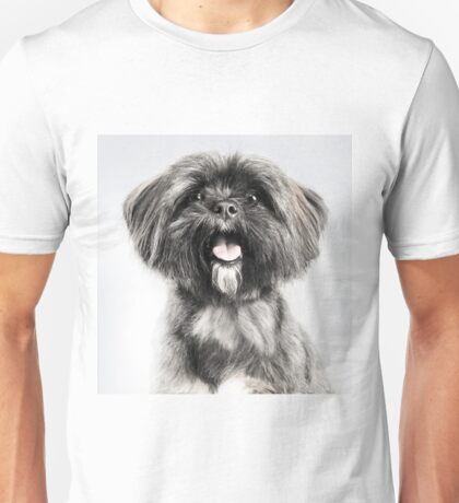 Lhasa Apso Lovers Unisex T-Shirt