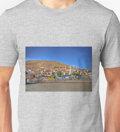 Working in Paradise Unisex T-Shirt