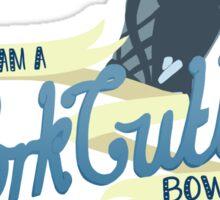 Sexy Pork Cutlet Bowl Sticker