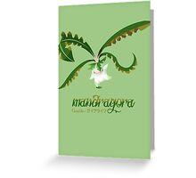 Mandragora Greeting Card