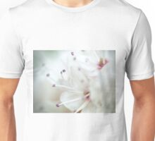 Super macro - this is NOT a cherry blossom! Unisex T-Shirt