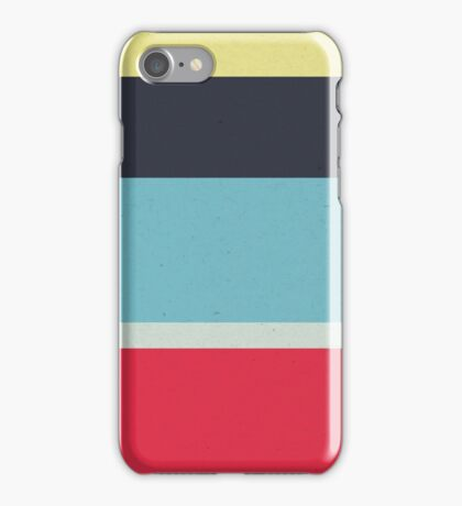 Colour Palette Abstract Artwork iPhone Case/Skin