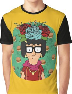 Tina Kahlo Graphic T-Shirt