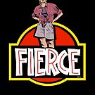 Fierce Dr. Sattler by JhallComics