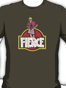 Fierce Dr. Sattler T-Shirt