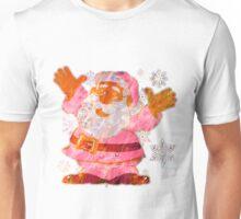 SANTA CLAUS MERRY CHRISTMAS Unisex T-Shirt