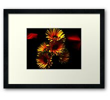 Touch of Love Framed Print