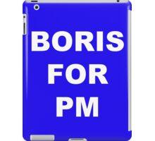 BORIS FOR PM iPad Case/Skin