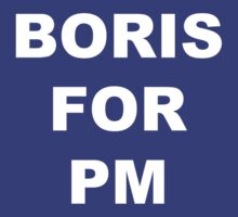BORIS FOR PM by ard12345