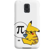 Pi-kachu v2.1(with shadows and glasses without lenses) Samsung Galaxy Case/Skin