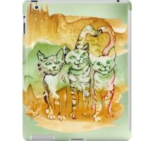 Tree Brothers iPad Case/Skin