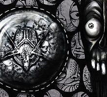 Talisman of the evil  by iWorkAlone