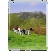 Tea  (and Beer) by the River iPad Case/Skin