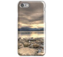 The Lakes 1 iPhone Case/Skin