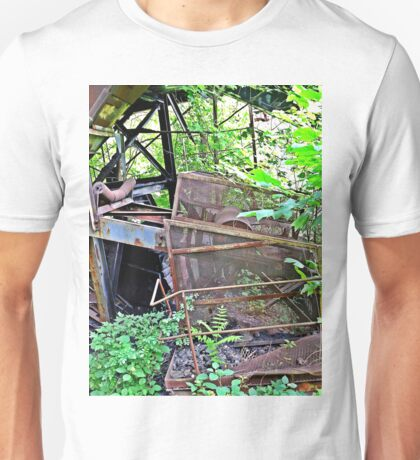 Exterior Rollers Unisex T-Shirt