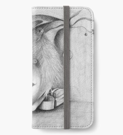 For the Love of Christmas. iPhone Wallet/Case/Skin
