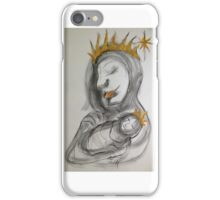 The Unexpected Mary . . .  iPhone Case/Skin