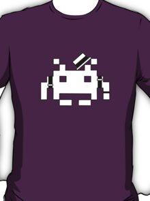 Barbershop quartet Invader T-Shirt