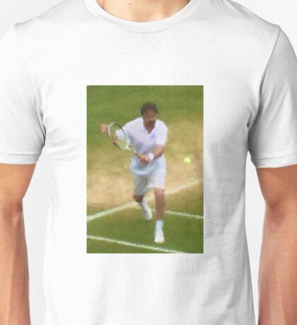 Henri Leconte Unisex T-Shirt