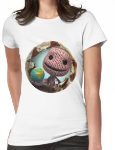 SackBoy Womens Fitted T-Shirt