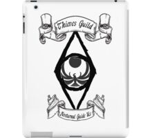 Thieves Guild iPad Case/Skin