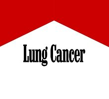 Lung Cancer by Kirk Shelton