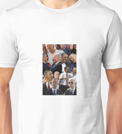 Obama and biden Unisex T-Shirt