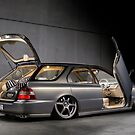 Travis Wells' Honda Accord Wagon by HoskingInd