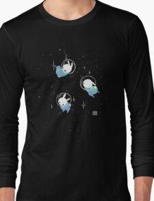 Space Bunnies Long Sleeve T-Shirt