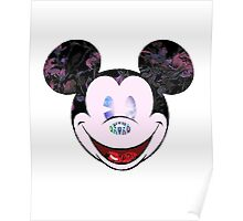 Mickey Power Poster