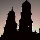 Cathedral of Zapopan at Sunset by KaytLudi