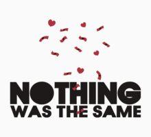 Drake - Nothing Was The Same Logo Mashup by ThNTWRNG