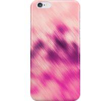 Peach and Pink Jewel Blur iPhone Case/Skin