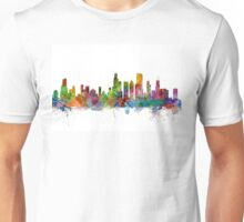 Chicago Illinois Skyline Unisex T-Shirt