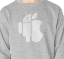 Apple and Android // No clear winner Pullover