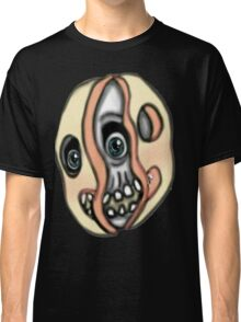 A Skull Breaking From Skin! Classic T-Shirt