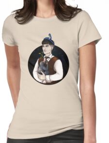 Credence with beasts Womens Fitted T-Shirt