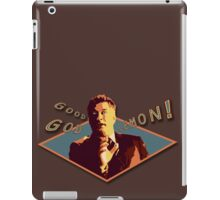 Good God Lemon! iPad Case/Skin