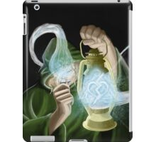 Lighting the way of change. iPad Case/Skin