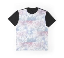 Vaporwave-Glitched Pastel Dreams Seamless Graphic T-Shirt