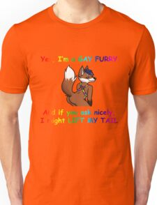Gay Furry Unisex T-Shirt