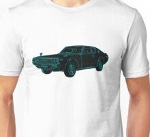 Nissan Datsun 240K - electric Unisex T-Shirt
