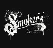 Smokers tattoo wording by trev4000
