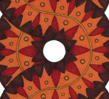 Infinite Mandala Sticker