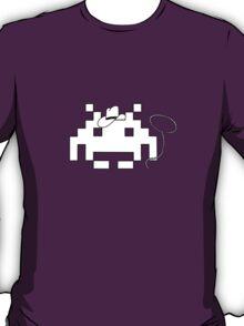 Yippee Ki Yay, Space Invader T-Shirt