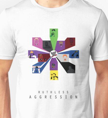 WWE Ruthless Aggression Era Unisex T-Shirt